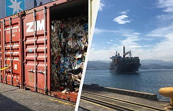Kanada'nın çöpleri Pasifik Okyanusunda geziyor