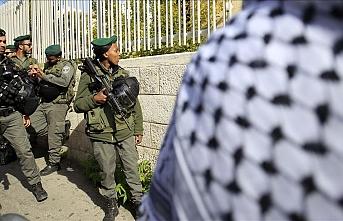 Filistinli kadını şehit eden İsrailli hapishaneden ev hapsine alınacak