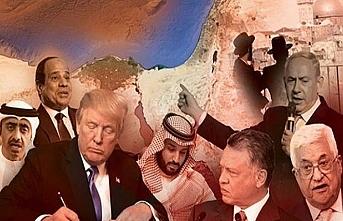 Hamas, Yüzyılın Anlaşması'ndaki şüphelere dikkat çekti