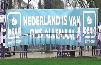 Hollanda'da Türk kökenli partiden aşırı sağa karşı mücadele çağrısı