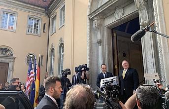 Huawei, İran, Suriye.. Almanya - ABD Dışişlerinin bugünkü mesaisi