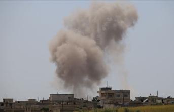 'İdlib Gerginliği Azaltma Bölgesi'ne yönelik saldırılar sürüyor