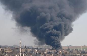'İdlib Gerginliği Azaltma Bölgesi'ne yönelik saldırılarda sivil kayıplar artıyor