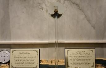 II. Abdülhamit'in Lübnan'a hediyesi 'Sakal-ı Şerif' ziyarete açıldı