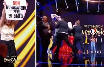 İsrail'deki Eurovision Şarkı Yarışmasının iptali istendi