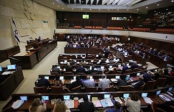 İsrail meclis feshi için kritik saatler
