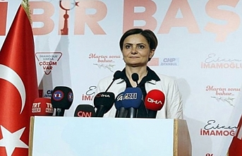 Kaftancıoğlu'nun 'Devletini alenen aşağılama' suçundan ceza talep iddianamesi kabul edildi
