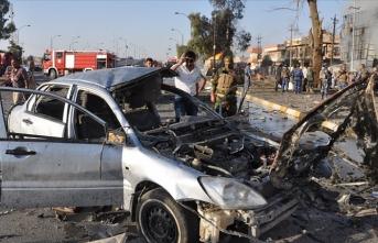 Kerkük'te art arda 6 bombalı saldırı: Çok sayıda ölü ve yaralılar var