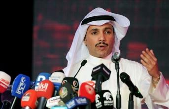 Kuveyt Meclis Başkanı'ndan 'bölgede savaş ihtimali yüksek' açıklaması