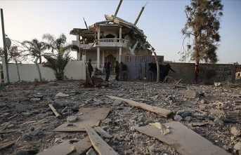 Kuveyt'ten İsrail'in Gazze'ye yönelik saldırılarına tepki