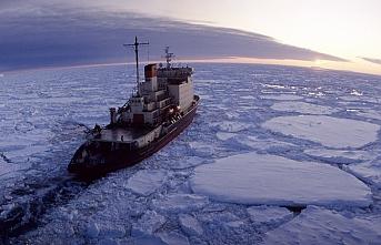 Kuzey Kutbu'nda yeni deniz rotası