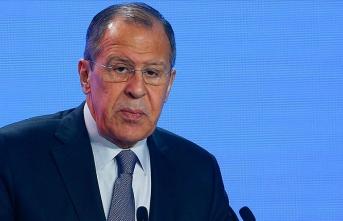 Lavrov, ABD Dışişleri Bakanı Pompeo ile görüştü