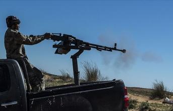 'Libya'da Hafter'in saldırıları uluslararası barışı tehdit ediyor'