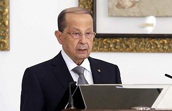 Lübnan Cumhurbaşkanı Avn'dan Arap ülkelerine çağrı