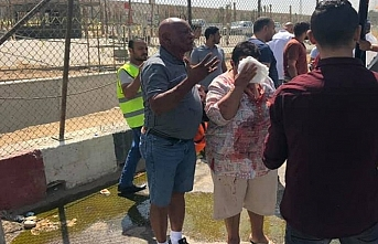 Mısır'da piramitlerin yakınında patlama: Yaralılar var