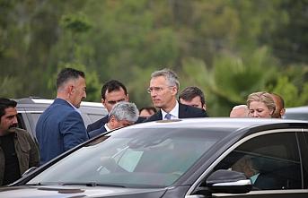 NATO Genel Sekreteri Jens Stoltenberg, Hatay'da
