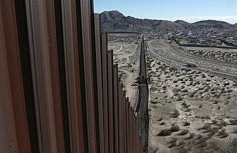 Pentagon Afganistan destek fonunu Meksika duvarı için kullanacak