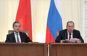 Rusya, Kore için ABD ve Çin işbirliğinden yana