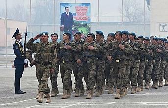 Rusya beş yıl boyunca Tacikistan'a 122 milyon dolarlık silah verdi