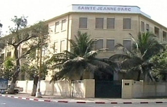 Senegal'de Katolik okulda başörtüsü yasağı