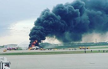 Şeremetyevo Havalimanındaki kaza ile ilgili soruşturma başlatıldı
