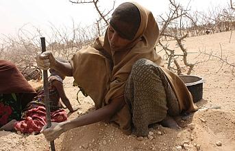 Somali'de 1,7 milyon kişi gıda riski altında