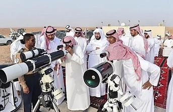 Suudi Arabistan'da ayın görülmesiyle Ramazan Pazartesi günü başlıyor