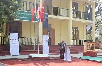 TİKA'dan Myanmar'da eğitime destek