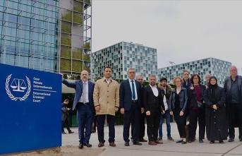 UCM'de 'Mavi Marmara Davası' duruşması