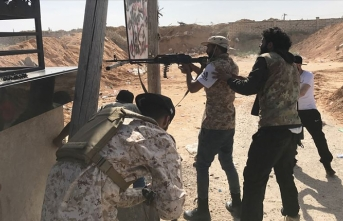 UMH birlikleri Trablus'un Sabia bölgesinde kontrolü sağladı