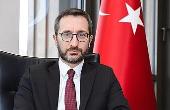 'Yüz akımız Anadolu Ajansı ailesine geçmiş olsun'