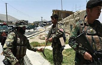 Afganistan'da 25 korucu öldürüldü