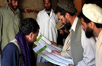Afganistan'da seçmen kayıtları başladı