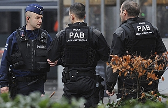 Belçika polisinden PKK'ya operasyon