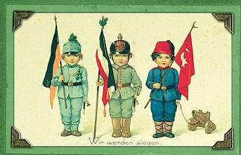 Birinci Dünya Savaşı'nın karikatür cephesi