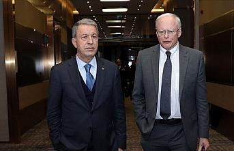 Brüksel'deki NATO Karargahı'nda Fırat'ın doğusu konuşuldu