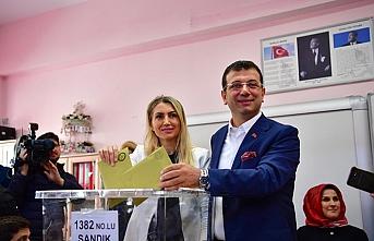 CHP Adayı İmamoğlu'nun sandığından çıkan parti belli oldu