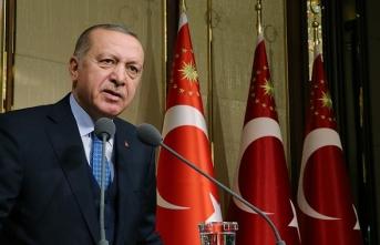 Cumhurbaşkanı Erdoğan'dan S-400 ve yaptırımlar konusunda kararlı açıklama