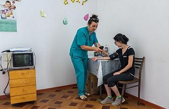 Dünya Bankası Tacikistan'da 37 sağlık merkezi kuruyor
