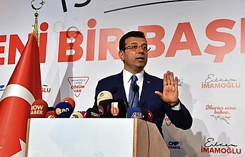 Ekrem İmamoğlu seçim sonuçlarına ilişkin açıklama