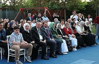 Erdoğan ve Berat Albayrak'ın mezuniyet buluşması
