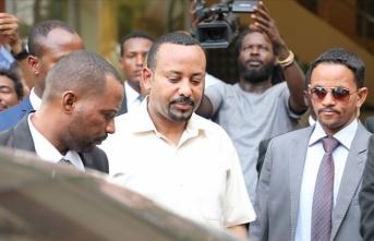 Etiyopya Başbakanı Ahmed'in Sudanlı taraflar arasında arabuluculuk çabaları