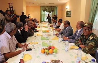 Etiyopya Başbakanı ile görüşen Sudanlı muhalifler tutuklandı