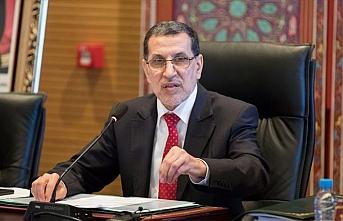 Fuat Oktay, Fas Başbakanı Sadeddin el-Osmani ile görüştü