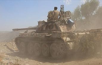 Husiler Suudi Arabistan ordusuna ait 20 noktayı ele geçirdiklerini duyurdu