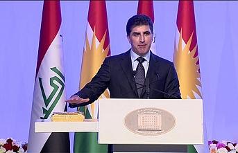 IKBY Başkanı Neçirvan Barzani yemin ederek göreve başladı