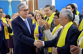 Kazakistan liderinden 'Devlet yönetiminde iki başlılık olmayacak' mesajı