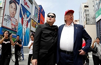 Kim Jong-un ile Trump'tan ikinci fotoğraf operasyonu mu?