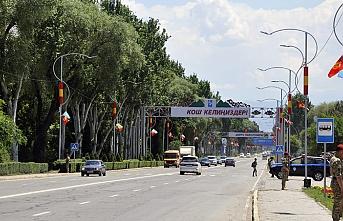 Liderler ŞİÖ zirvesi için Kırgızistan'a toplanıyor, Putin ve Şi Kırgızistan'da buluştu