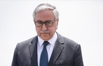 KKTC Cumhurbaşkanı Akıncı'dan Doğu Akdeniz açıklaması
